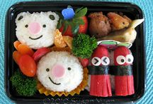 Bento & sushi rolls