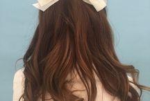 Aesthetic Feminine Brown Hair
