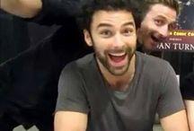 Aidan with Friends