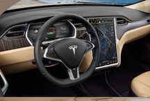 Tesla / Tesla electric cars, internet of things, beautiful cars, gadgets and more