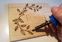 personalized wood things
