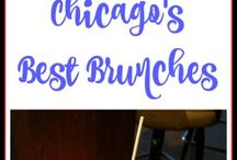 Chicago's Best Brunches / Best brunches in Chicago, Chicago brunch, Bryn Mawr Breakfast Club, Batter & Berries, Jam, River Roast, Hash House A Go Go, Bar Takito, Wood, Luella's Southern Kitchen, BoHo (Bohemian House), The Winchester, Tapas Valencia, Cindy's Rooftop, Little Goat Diner