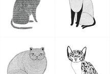 Catnip by Gingiber for Moda