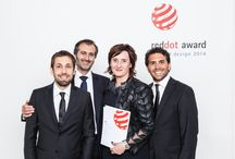 Red Dot Design Award: Product Design 2014 / Ridea wins Red Dot Award: Product Design 2014 with Schema Collection