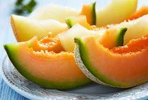 Πεπόνι: θερμίδες, βιταμίνες και ιδιότητες / Πεπόνι..το χρυσαφένιο καλοκαιρινό φρούτο