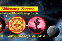 Astrology Service in India / Swami Abhimanyu Sharma is the best astrologer in the today's world.