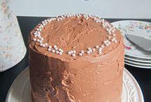 Gâteaux et recettes sucrées