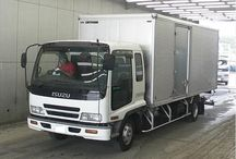 Isuzu Forward 2002 White - Get good Trucks from Japan / Refer:Ninki26676 Make:Isuzu Model:Forward Year:2002 Displacement:7200 CC Steering:RHD Transmission:AT Color:White FOB Price:18,000 USD Fuel:Diesel Seats:3 Exterior Color:White Interior Color:Gray Mileage:340,000 km Chasis NO:FRR35K4-7001040 Drive type  Car type:Trucks
