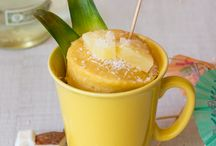 Mug Cakes met Drank / Op Mug-Cakes.nl vind je een aantal heerlijke mug cake recepten met drank. Waar wacht je nog op?