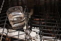 καθαρό πλυντήριο πιάτων