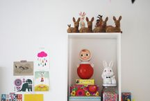Kids Rooms /  Inspiration ideas for your baby and kids room decoration