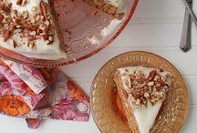 CAKE carrot / by Jodie Nicholson