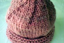 trico e croche para bebês