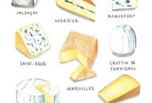 food/drink illustration
