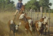 Art - The Wild West