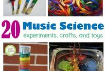 Music + Science