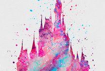•Disney•