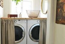easy sunday morning laundry.