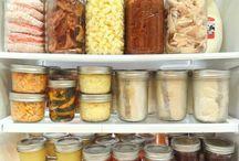 Ideas para guardar comida en el refrigerador