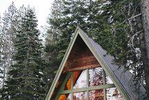 Tiny house & cabin dreams