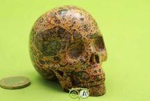 Kristallen schedels / Crystal Skulls