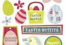 Easter Crafts / Easter is a fantastic time for crafting. Have fun making cards, cupcakes and much, much more!