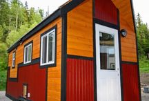 Images from Hummingbird Micro Homes / Homes we have built!