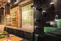 BAR & RESTAURANTS / Bares y Restaurantes