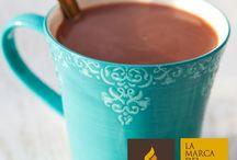 Chocolates Candelas / Calientes, dulces y deliciosos. Así son nuestras variedades de chocolates Candelas.