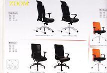 Kursi kantor Zoom type Modeno