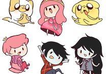 it's Adventure Time!