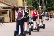 Touring the United States / Explore scenic waterfronts, visit historic monuments, or spend your holiday going from place to place – all while effortlessly gliding on a Segway Personal Transporter (PT)!