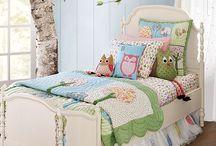 kids bedrooms / by Pam Fansler