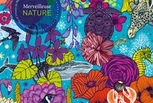 """""""Merveilleuse Nature"""" - Editions Thierry Magnier"""