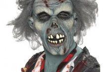 Masques halloween originaux / Découvrez tous les masques halloween aussi effrayants qu'originaux pour vous déguiser sur www.costume-halloween.fr