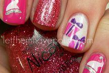 Nails! Nails! Nails! / Fun and Flirty Nail Designs!
