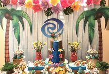 Oceania Birthday party