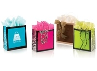Product: GIFT BAGS & SHOPPERS / Bags & Bows offers a large variety of gift bags for every occasion. We have all colors, styles, and sizes of gift bags for every holiday. Choose from many fun gift bag patterns to package everything from small jewelry items to larger housewares. We offer gift bags in bulk and wholesale gift bags at great prices.