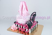 Torty Na 18 Urodziny / 18th Birthday Cakes