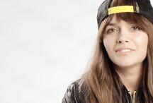 creative director Elisa Minetti for REEBOK / Co wspólnego mają ze sobą: znana projektantka ubrań, organizator głośnych imprez i charyzmatyczny raper?