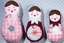 Crafts-stuffed doll or animals