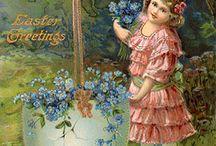 Velikonoce - děti