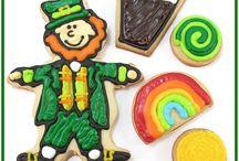 St. Patrick's Day / Stuff to help celebrate St. Patrick's Day!