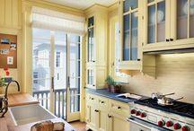kitchen ideas / by Kirsten Fath