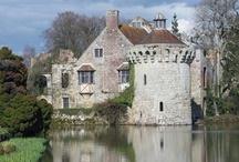 Castles, stately homes etc