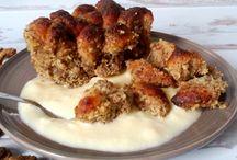 diétás ételek, sütemény receptek