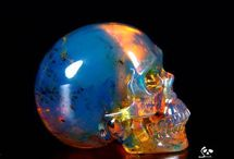 Ghoulish & Gorgeous Crystal