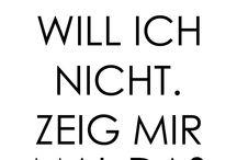 adages - quotes / Sprichwörter - Sprüche - Zitate