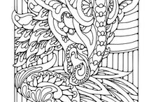 ART...Coloring pages