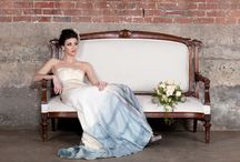 Wedding dress inspiration / For my upcoming barefoot midsummer forest boho wedding :-)